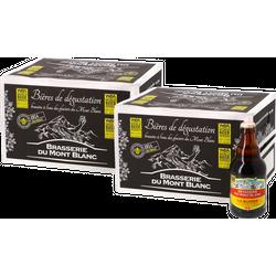 Bouteilles - Big Pack Blonde du Mont Blanc - 24 bières