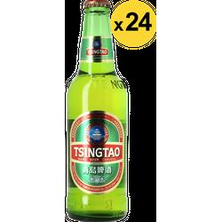 Bottled beer - Big Pack Tsingtao x24