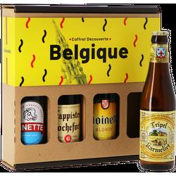 Accessoires et cadeaux - Coffret Découverte Belgique
