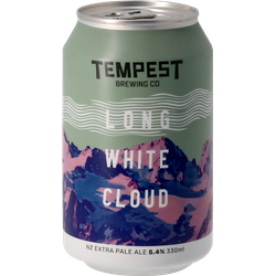 Bouteilles - Tempest Long White Cloud - Can