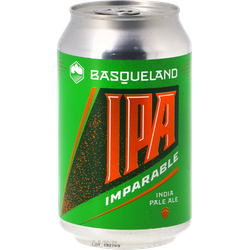 Bottled beer - Basqueland Imparable IPA - Can