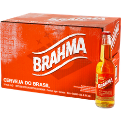 Botellas - Big Pack Brahma - 24 bières