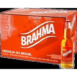 Flaskor - Big Pack Brahma - 24 bières