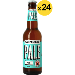 Botellas - Camden Pale Ale Big Pack - 24