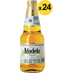 Bottled beer - Big Pack Modelo Especial - 24 bières