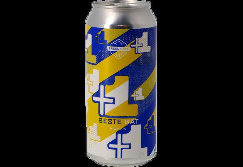 Bottled beer - Basqueland Beste Bat