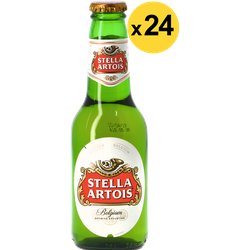 Bottled beer - Stella Artois Big Pack x24