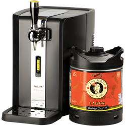 Thuistap - La Virgen PerfectDraft 6L + Machine deal