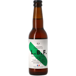 Bottled beer - L.B.F. IPA