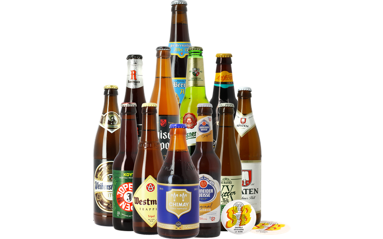 Gifts - Classic Beer Pack