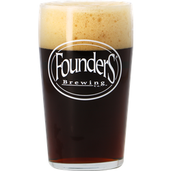 Beer glasses - Founders Pint Glass - 50 CL