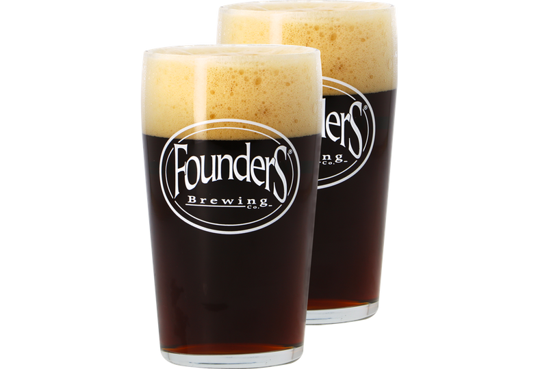 Bicchieri - 2 Bicchieri Founders - 50cl