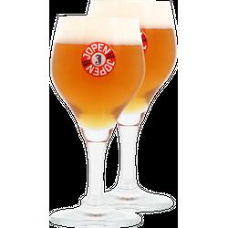 Beer glasses - 2 Jopen Beer glasses - 25 CL