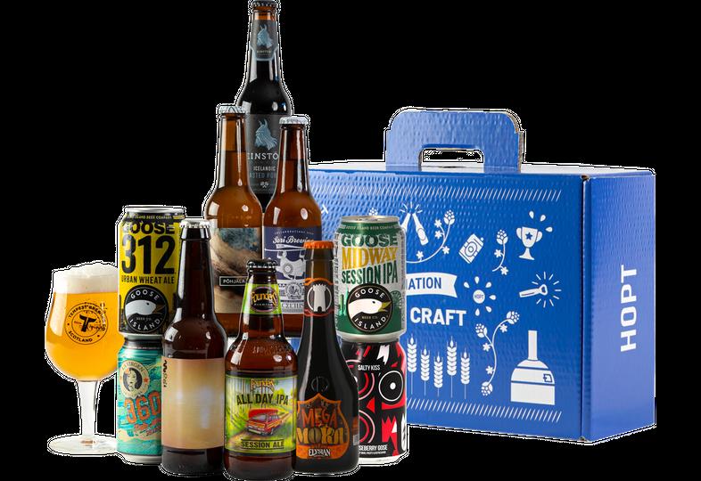 Gåvor - Craft Beer beginners pack