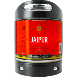 Fatöl - Thornbridge Jaipur 6L PerfectDraft Fat