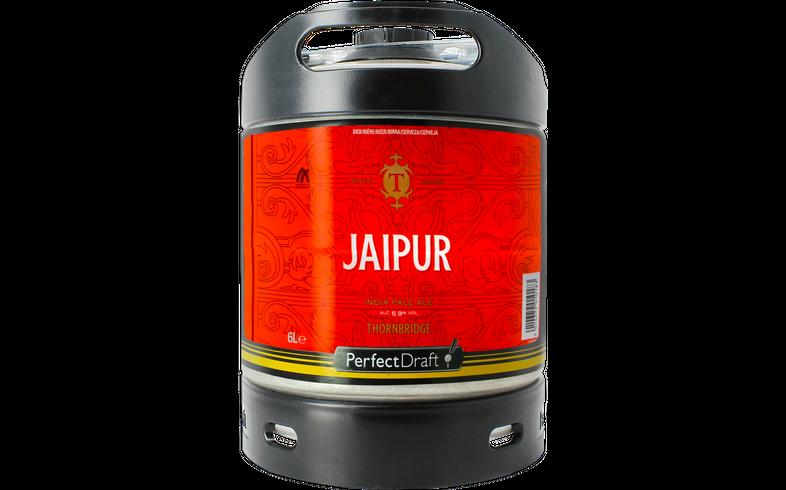 Tapvaten - PerfectDraft Thornbridge Jaipur IPA Vat 6L - 5 EUR Statiegeld