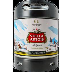 Kegs - Keg 6L Stella Artois Holidays