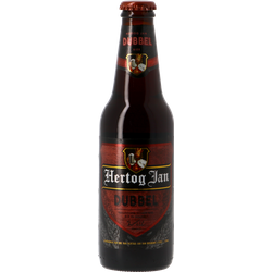 Bottled beer - Hertog Jan Dubbel 30cl