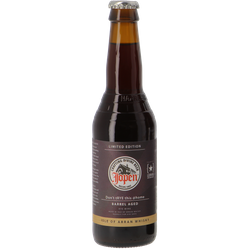 Flaschen Bier - Jopen Don't tRye This at Home - Isle of Arran Barrel Aged