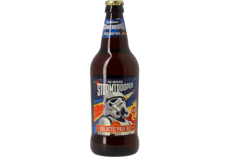 Flaskor - Stormtrooper Galactic Pale Ale