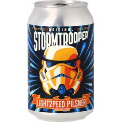 Bottled beer - Stormtrooper Lightspeed Pilsner