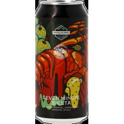Flaschen Bier - Basqueland / Amundsen Seven Minute Siesta