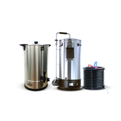 Pentole per brassaggio - Pack Grainfather Connect + Sparge Water