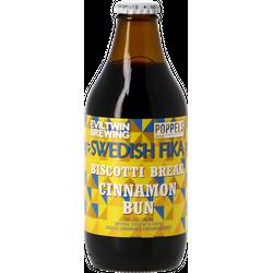 Flaskor - Poppels / Evil Twin Swedish Fika Biscotti Break Cinnamon Bun