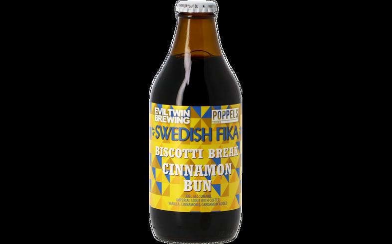 Bottiglie - Poppels / Evil Twin Swedish Fika Biscotti Break Cinnamon Bun