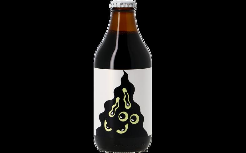 Bottiglie - Poppels / Omnipollo / All In Brewing Kokostopp Bourbon BA
