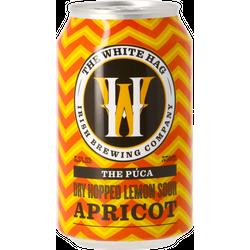 Bottled beer - White Hag The Púca Dry Hopped Lemon Sour Apricot