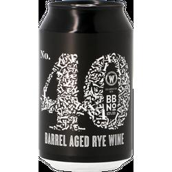 Bottled beer - White Hag / Brew By Numbers Barley Aged Rye Wine