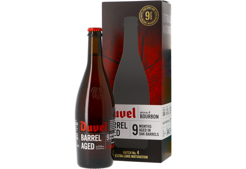 Bouteilles - Duvel Barrel Aged Batch nr. 4 - Limited Edition