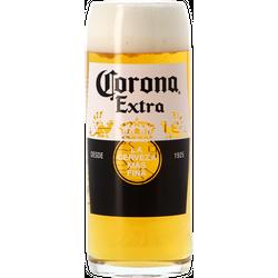 Verres à bière - Pack 2 verres Corona 50 cl