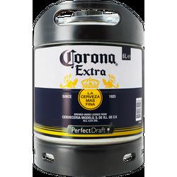 Fûts de bière - Fût 6L Corona