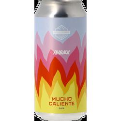 Bottled beer - Basqueland / Finback Mucho Caliente