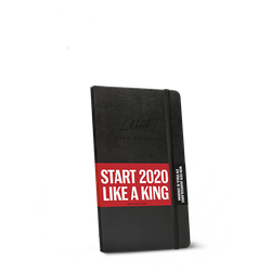 Böcker om ölbryggning - Bud - Moleskine Notebook