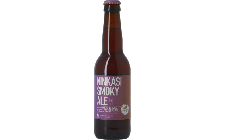 Bouteilles - Ninkasi - Smoky Ale