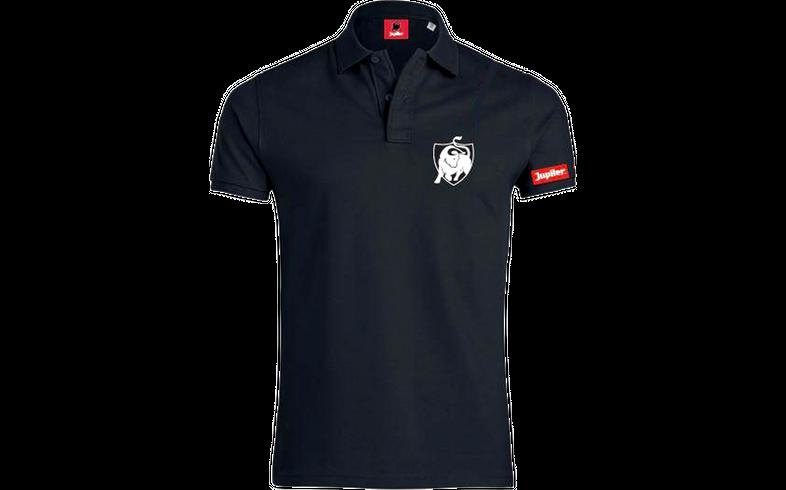 Flaschen Bier - Polo Shirt Jupiler Size M