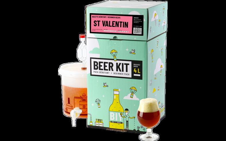 Beer Kit - Beer Kit Débutant Bière St Valentin