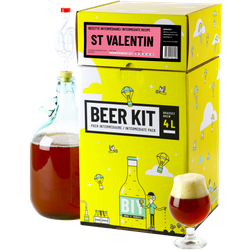 Beer Kit - Beer Kit Intermédiaire Bière Ruby