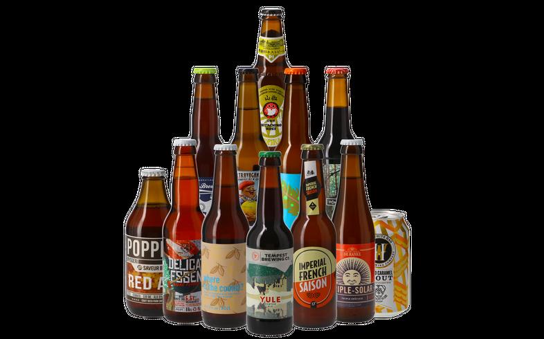 Bierpakketten - Bierpakket Wereldwijde Top-brouwerijen