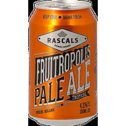 Bottled beer - Rascals Fruitropolis