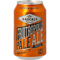 Bouteilles - Rascals Fruitropolis