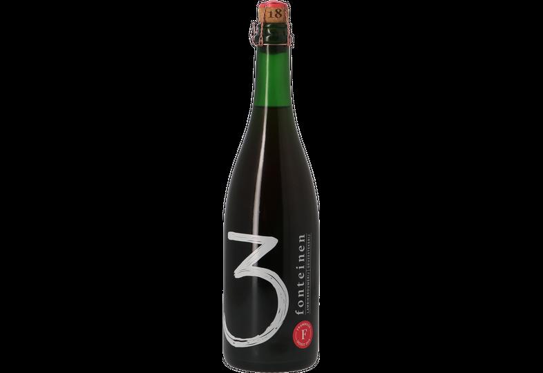 Flaskor - 3 Fonteinen Framboos Oogst 2018