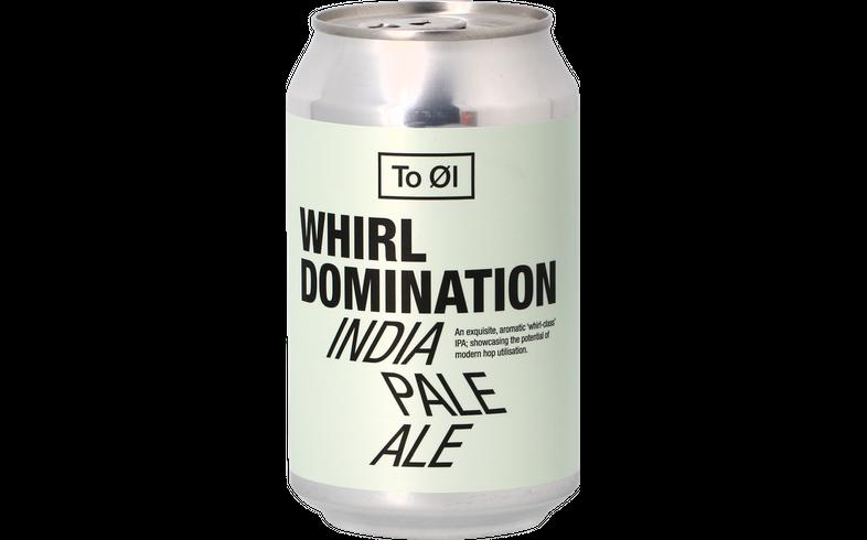 Flaskor - To Øl Whirl Domination