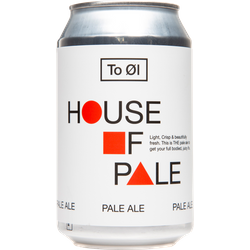 Flessen - To Øl House of Pale