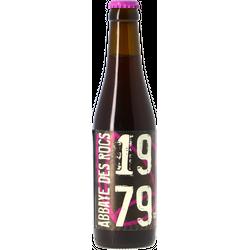 Bottled beer - Abbaye des Rocs Brune