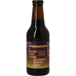 Bouteilles - To Øl My Honningkage Is Bigger than Yours Bourbon Barrel Aged