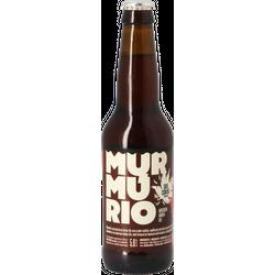 Bottled beer - Dois Corvos Murmurio Amber Ale